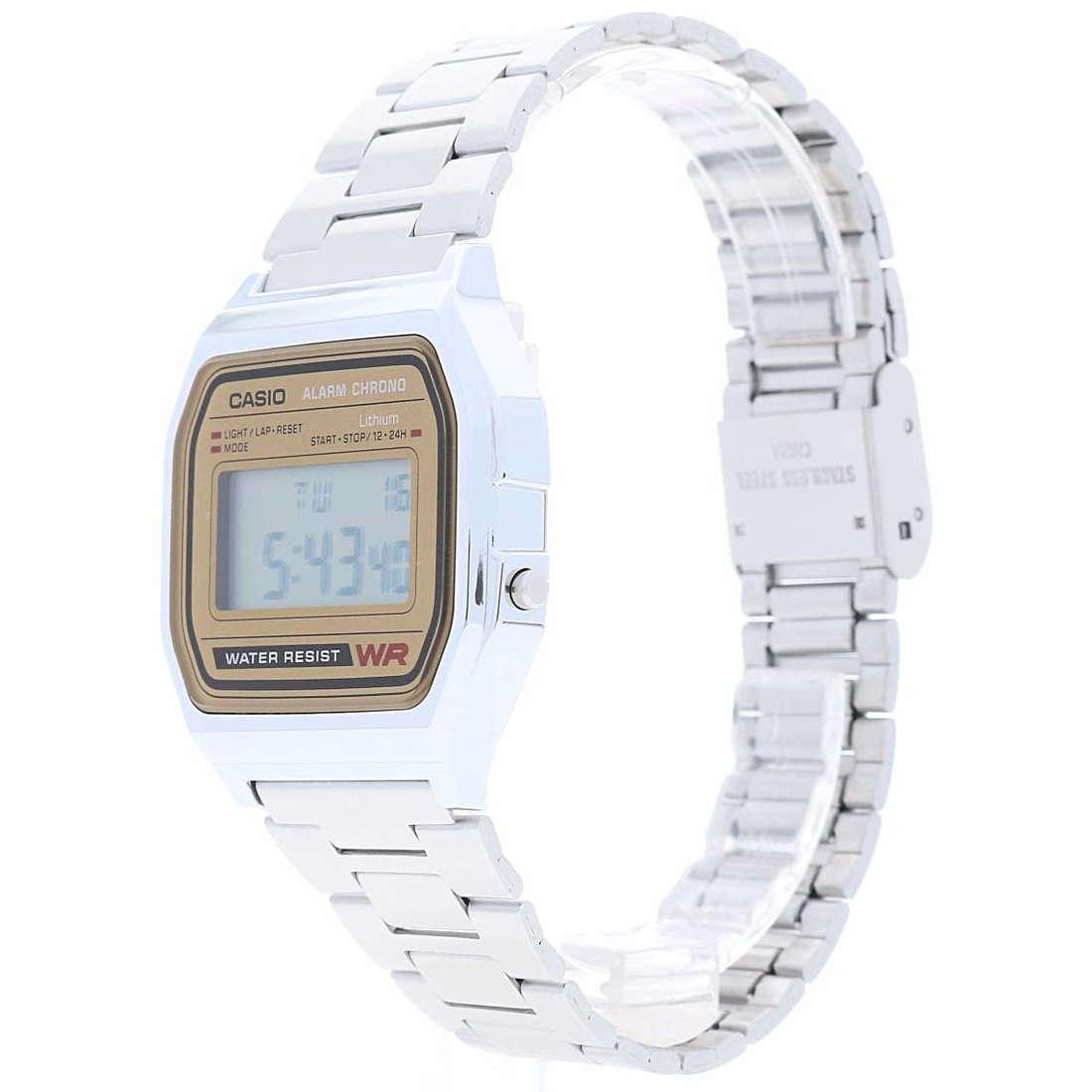 vendita orologi donna Casio A158WEA-9EF