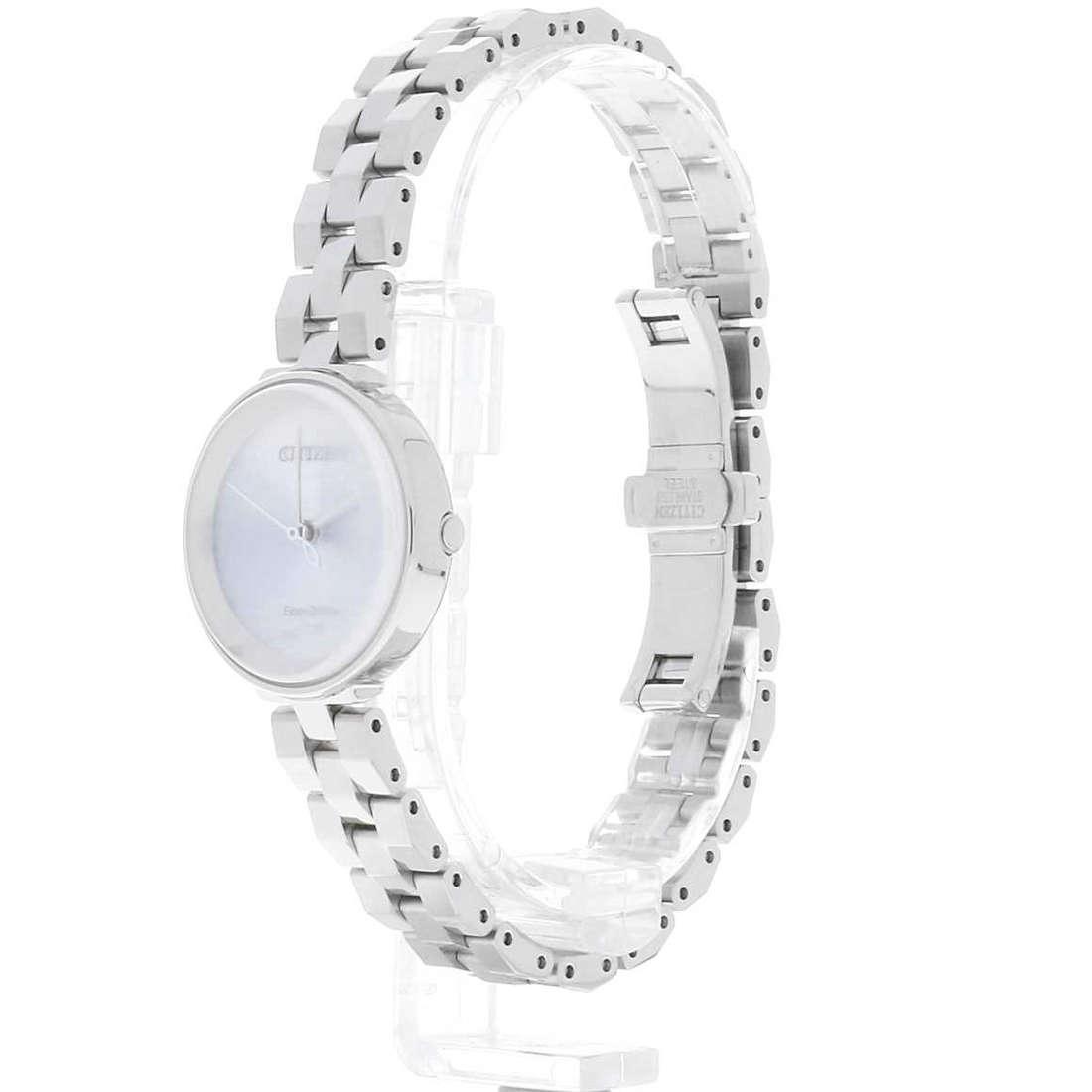 orologio solo tempo donna Citizen Ambiluna EW5500 57A