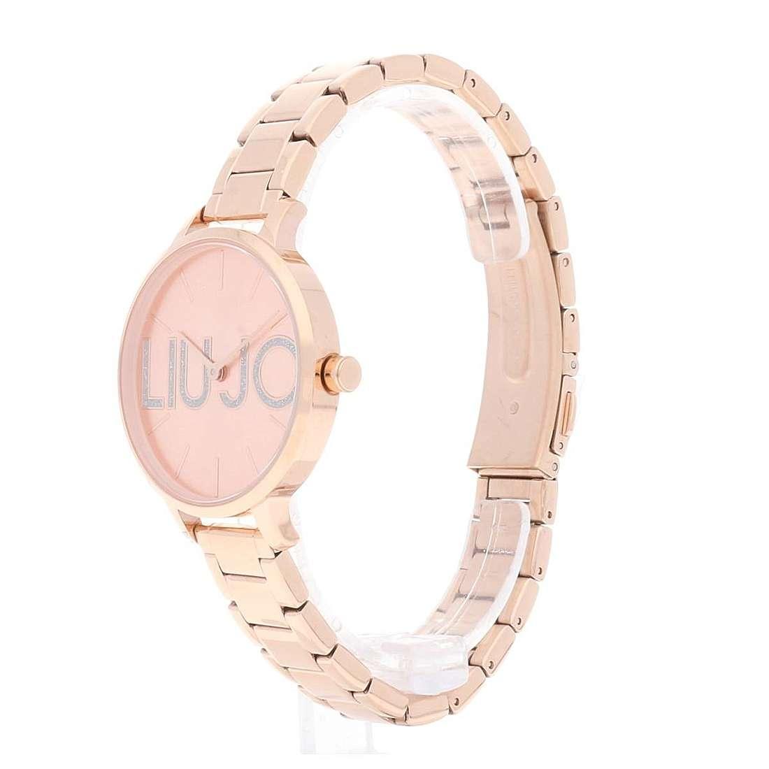 orologio solo tempo donna Liujo Couple TLJ1290