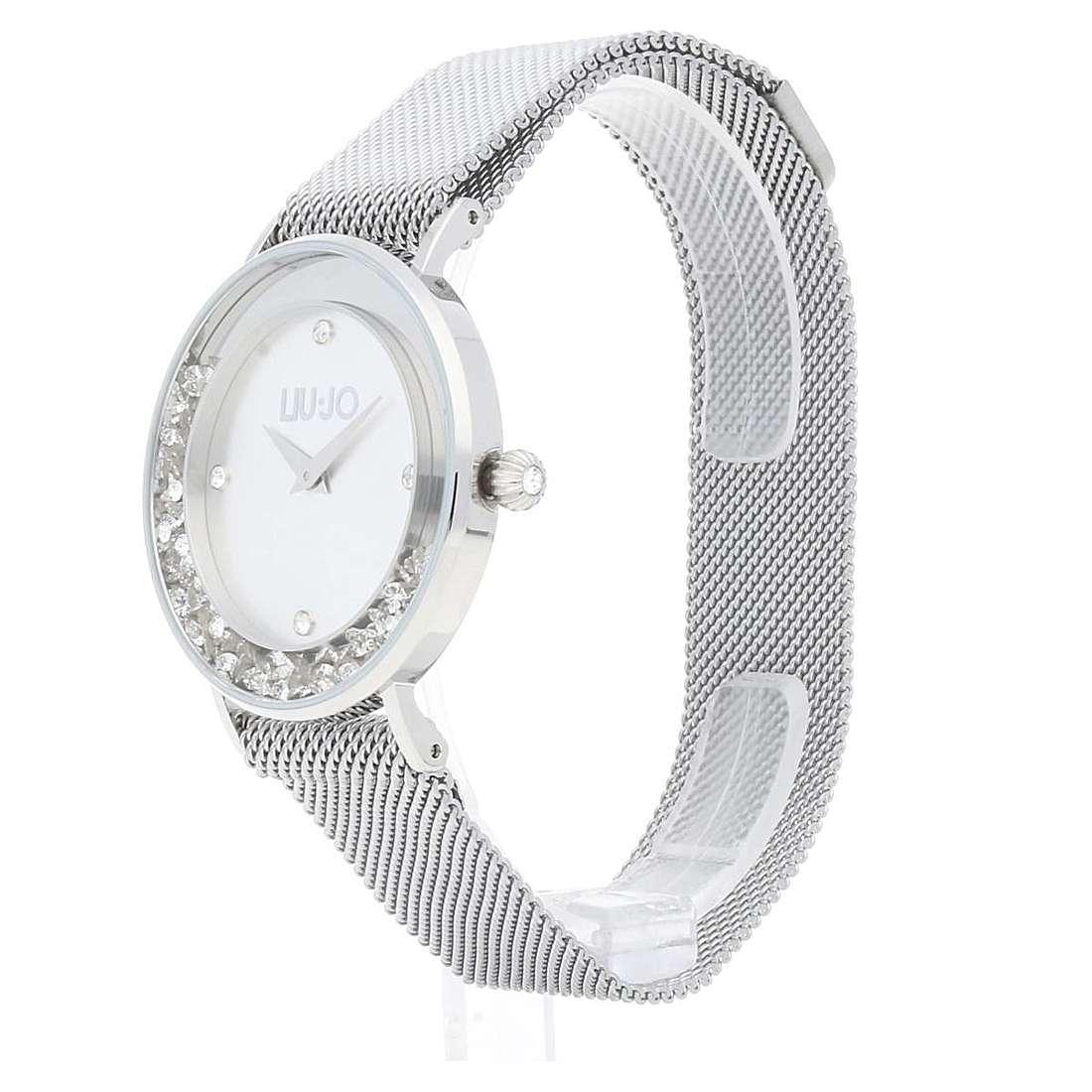 orologio solo tempo donna Liujo Dancing Slim TLJ1341