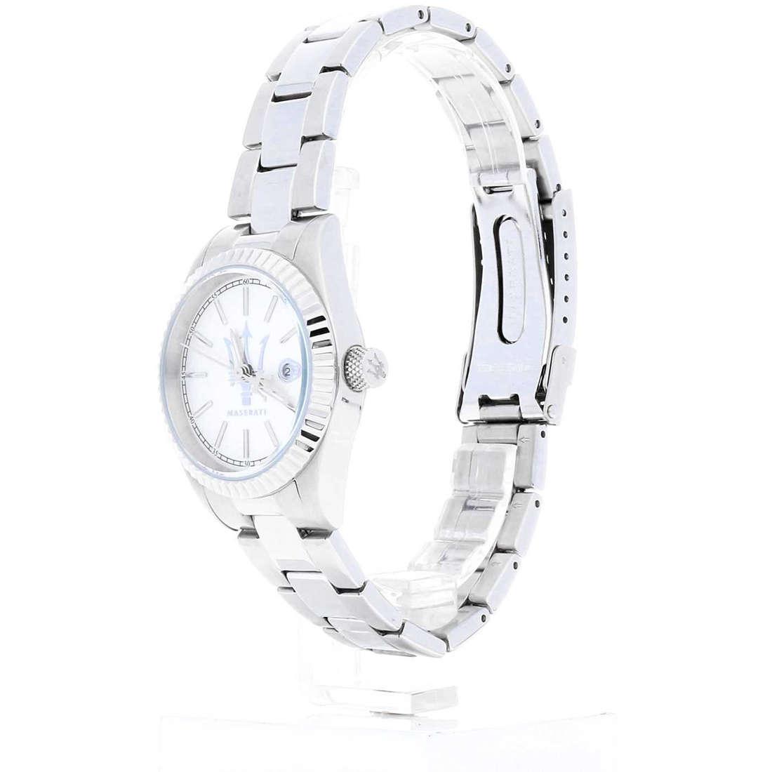 vendita orologi donna Maserati R8853100503