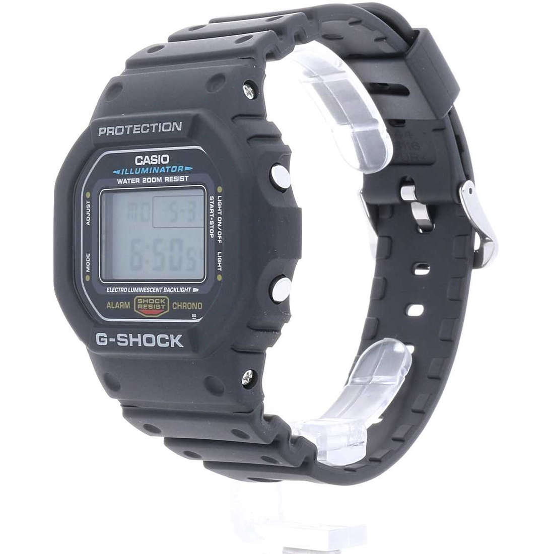 vendita orologi uomo Casio DW-5600E-1VER
