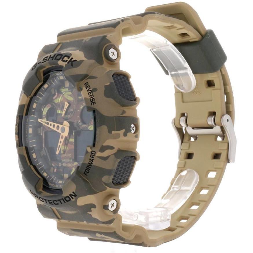 vendita orologi uomo Casio GA-100CM-5AER