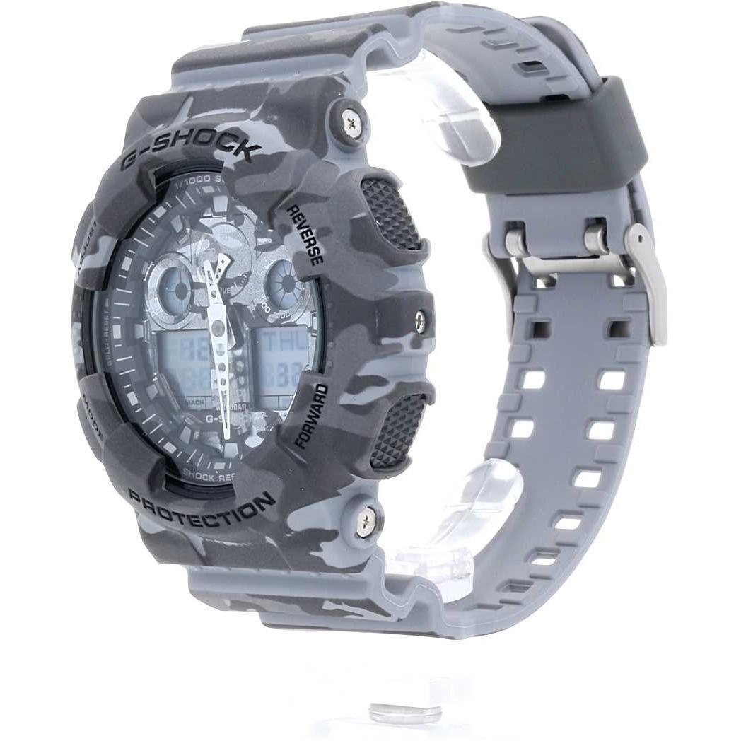 vendita orologi uomo Casio GA-100CM-8AER