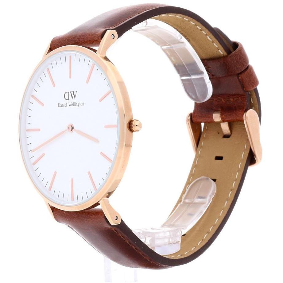 design senza tempo 3fe10 1a707 orologio solo tempo uomo Daniel Wellington Classic DW00100006
