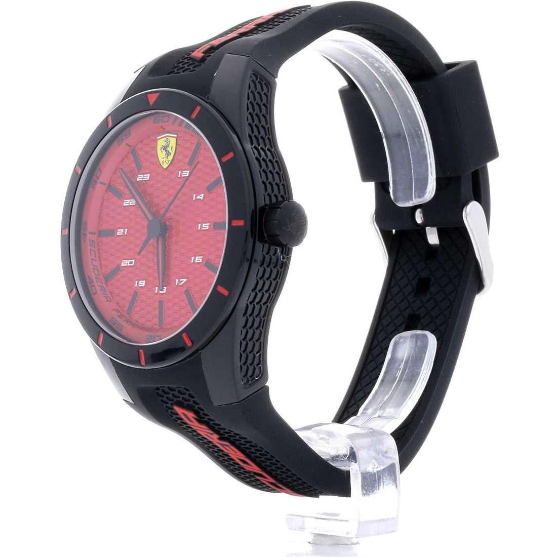 vendita orologi uomo Scuderia Ferrari FER0830248