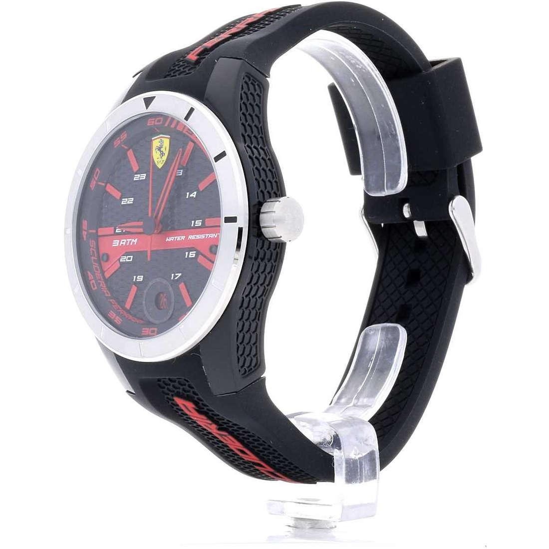 vendita orologi uomo Scuderia Ferrari FER0830253