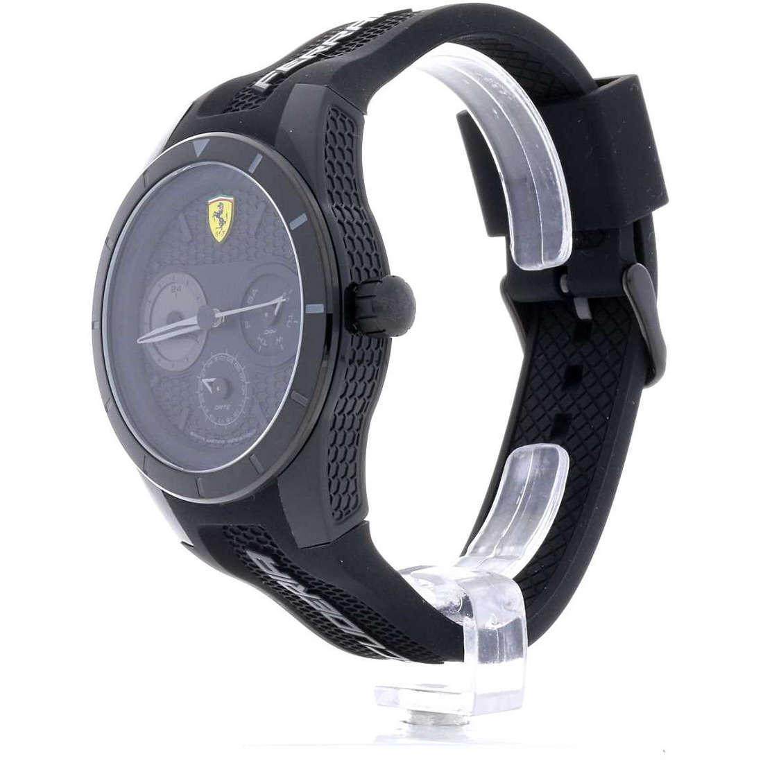 vendita orologi uomo Scuderia Ferrari FER0830259