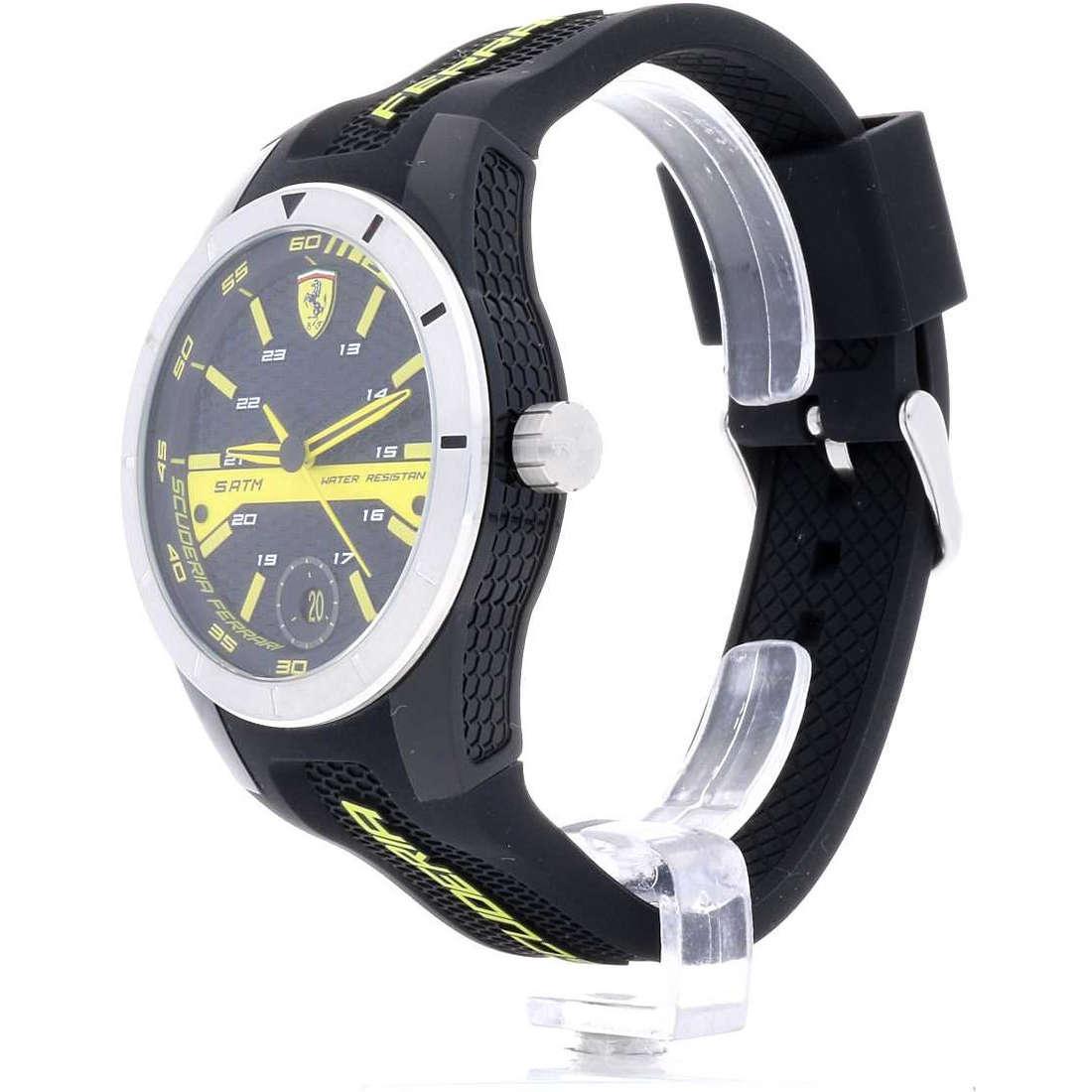 vendita orologi uomo Scuderia Ferrari FER0830277