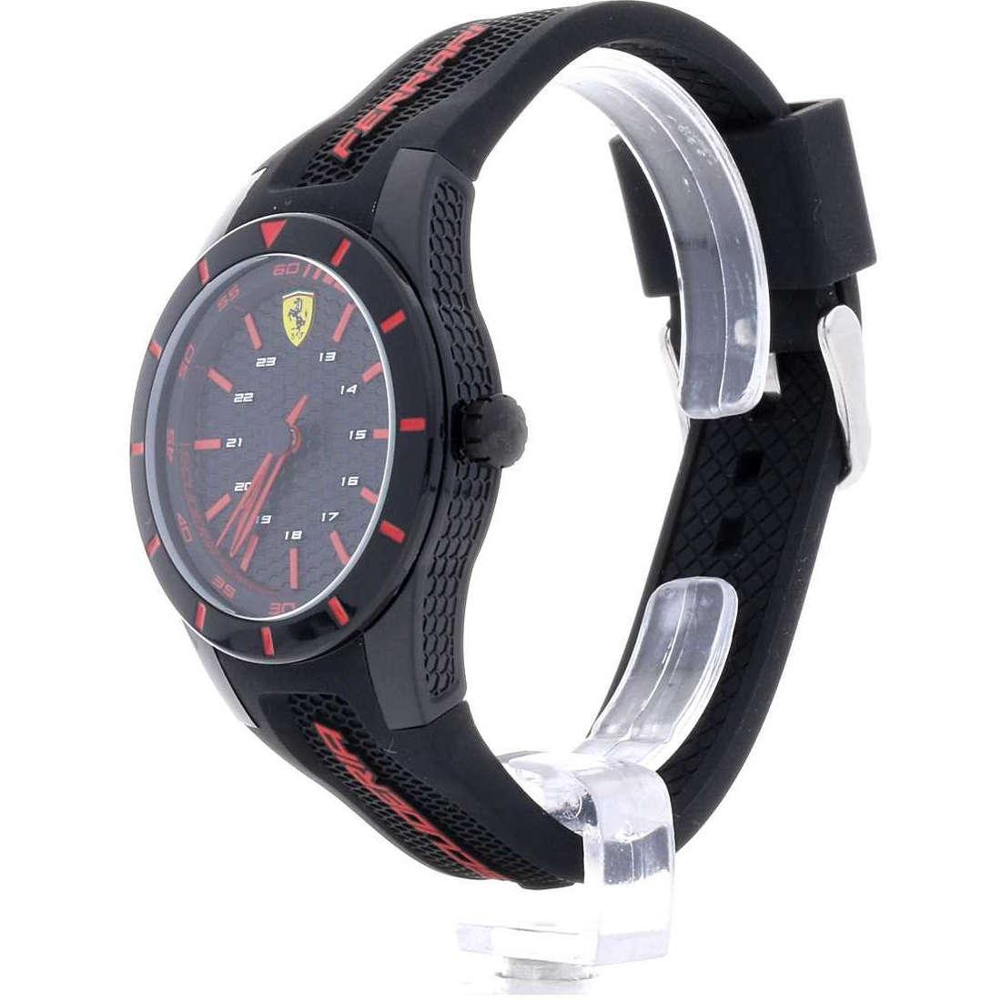 vendita orologi uomo Scuderia Ferrari FER0840004
