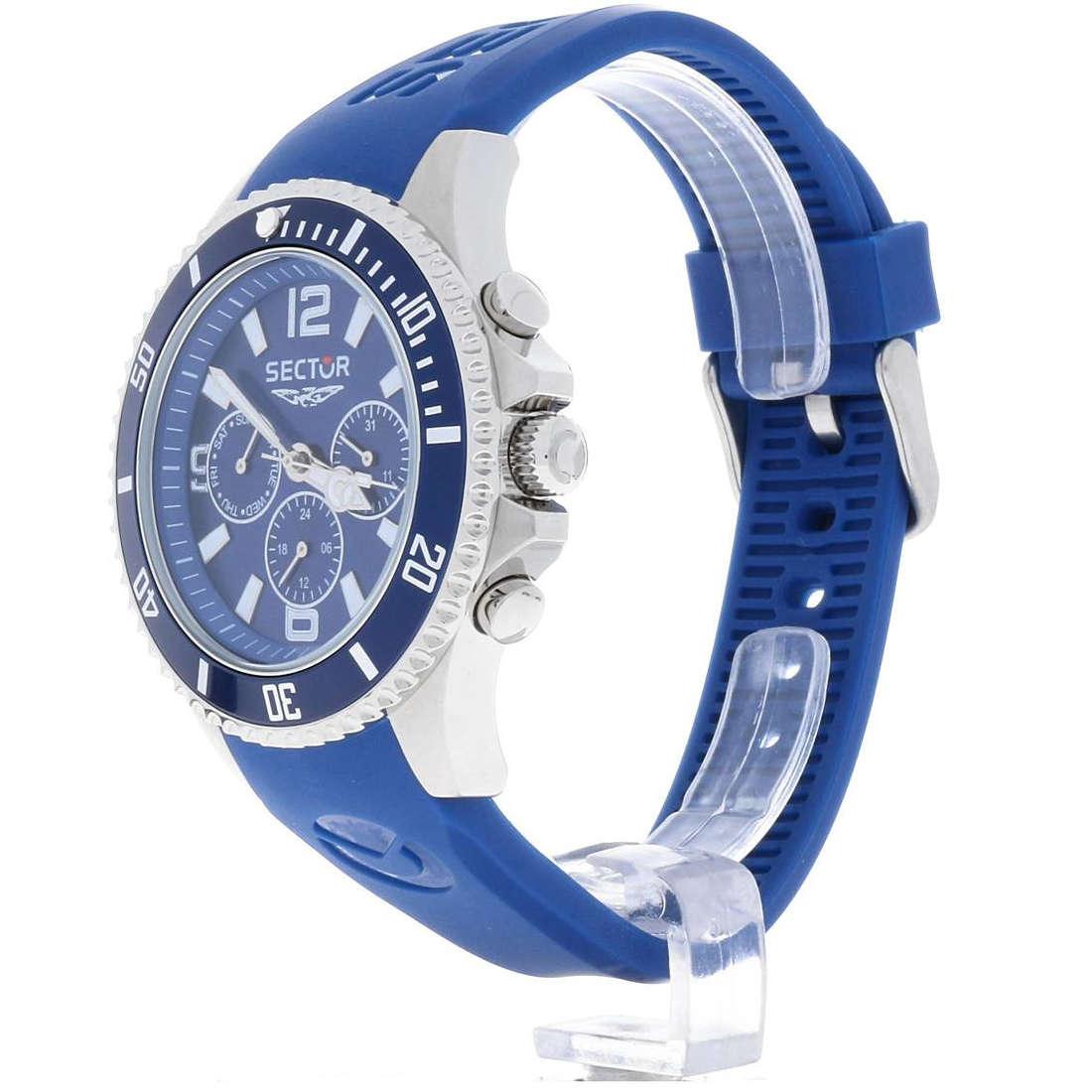 vendita orologi uomo Sector R3251161003