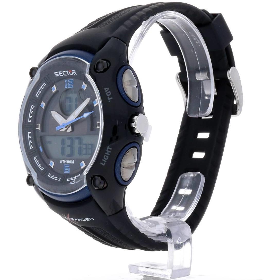 vendita orologi uomo Sector R3251574003