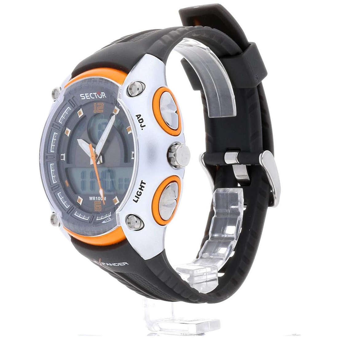 vendita orologi uomo Sector R3251574004