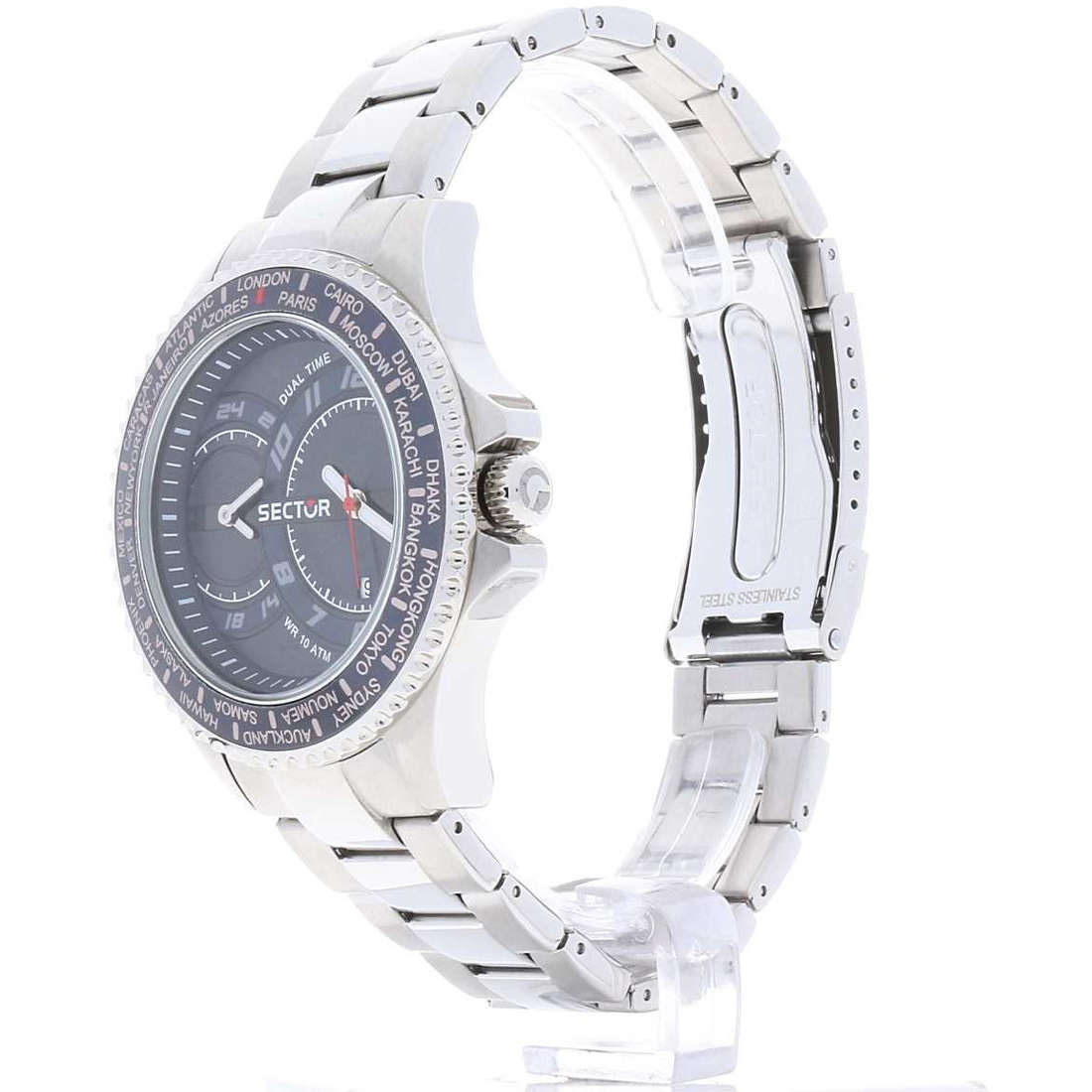vendita orologi uomo Sector R3253161004