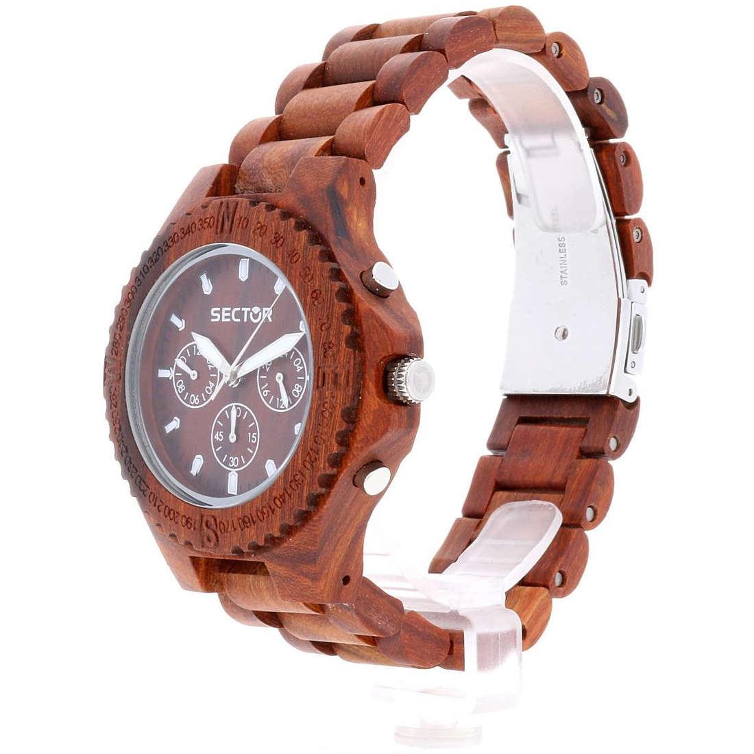 vendita orologi uomo Sector R3253478003