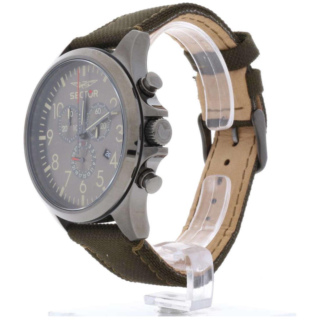 vendita orologi uomo Sector R3271690021