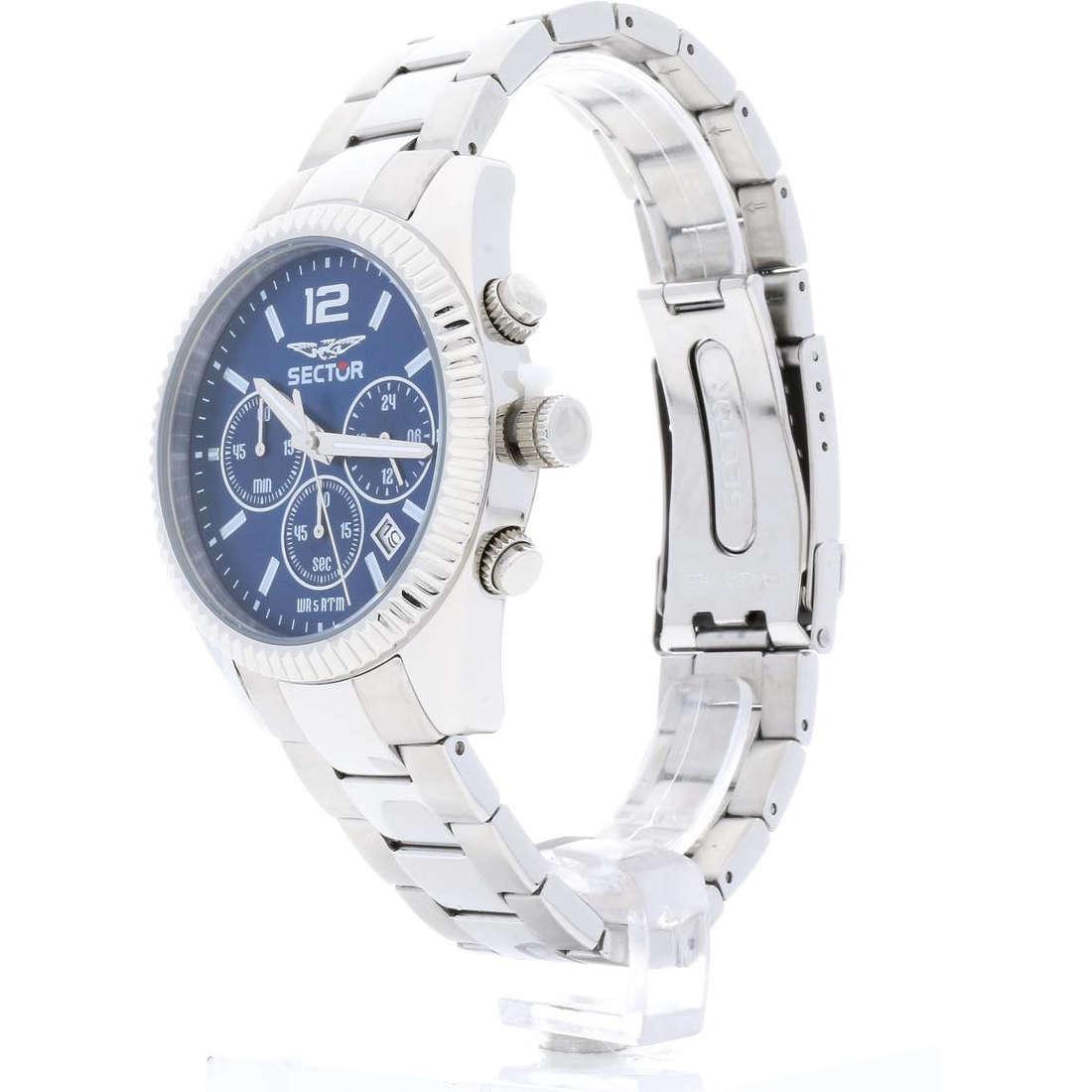 vendita orologi uomo Sector R3273676004