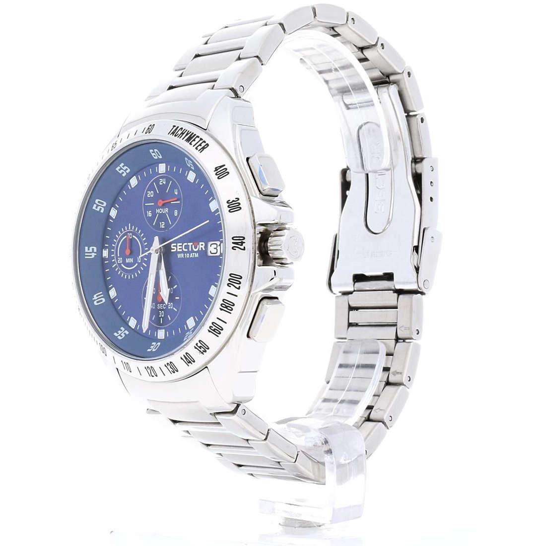 vendita orologi uomo Sector R3273687002