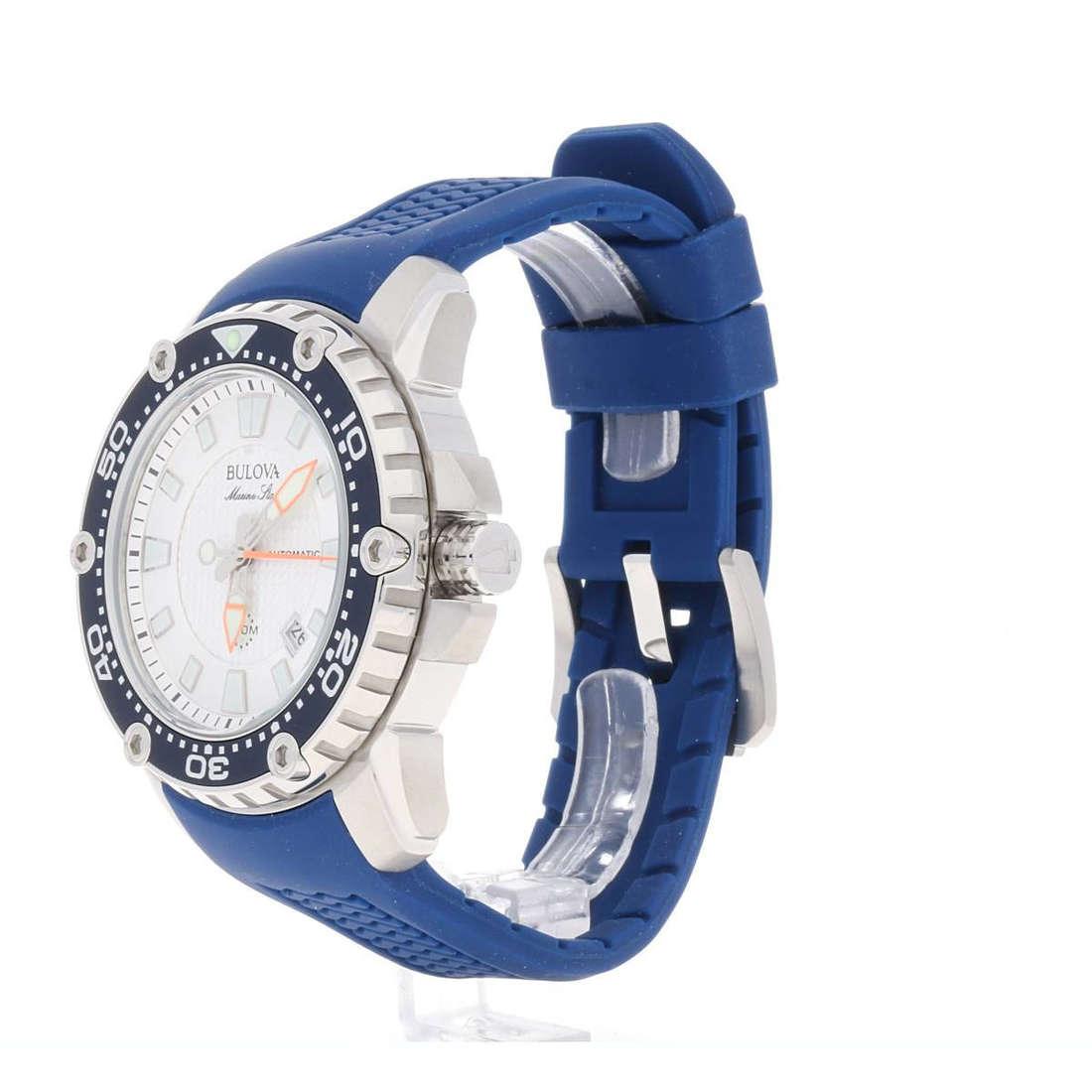 vendita watches man Bulova 98B208