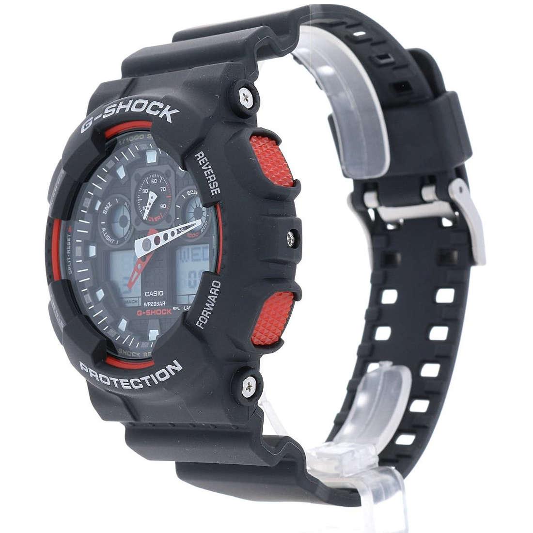vendita watches man Casio GA-100-1A4ER
