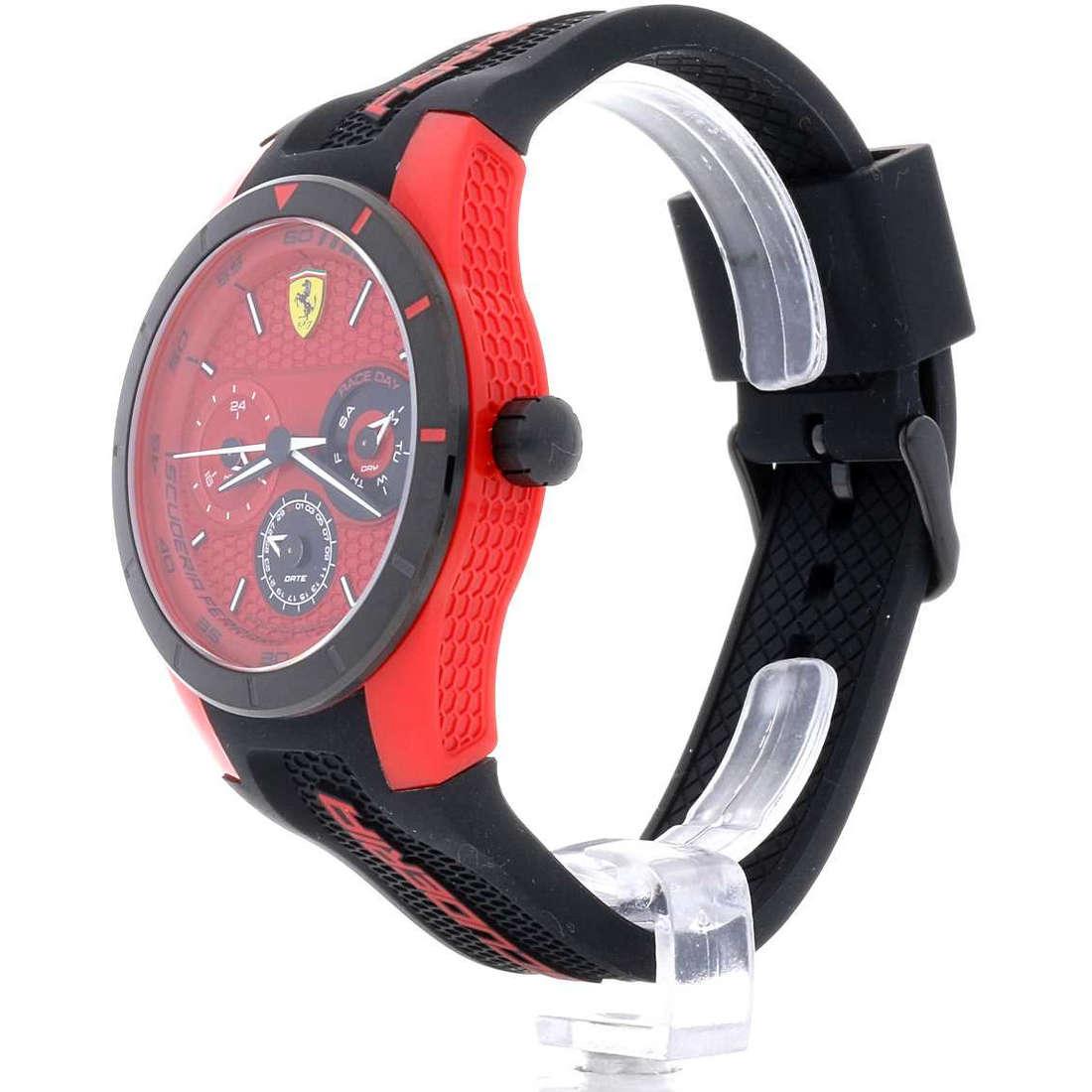 vendita watches man Scuderia Ferrari FER0830255