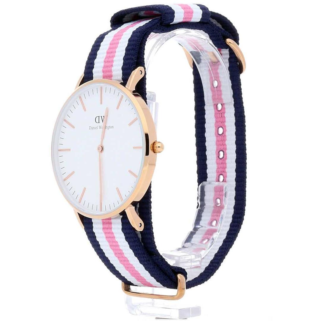 vente montres femme Daniel Wellington DW00100034