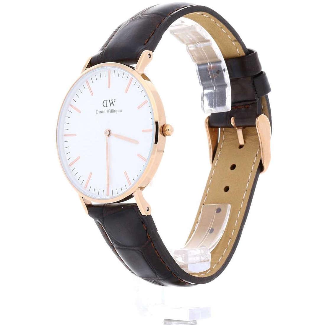 vente montres femme Daniel Wellington DW00100038