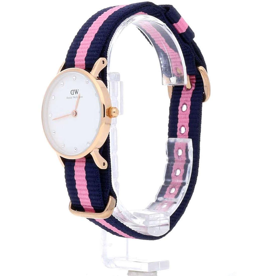 vente montres femme Daniel Wellington DW00100065