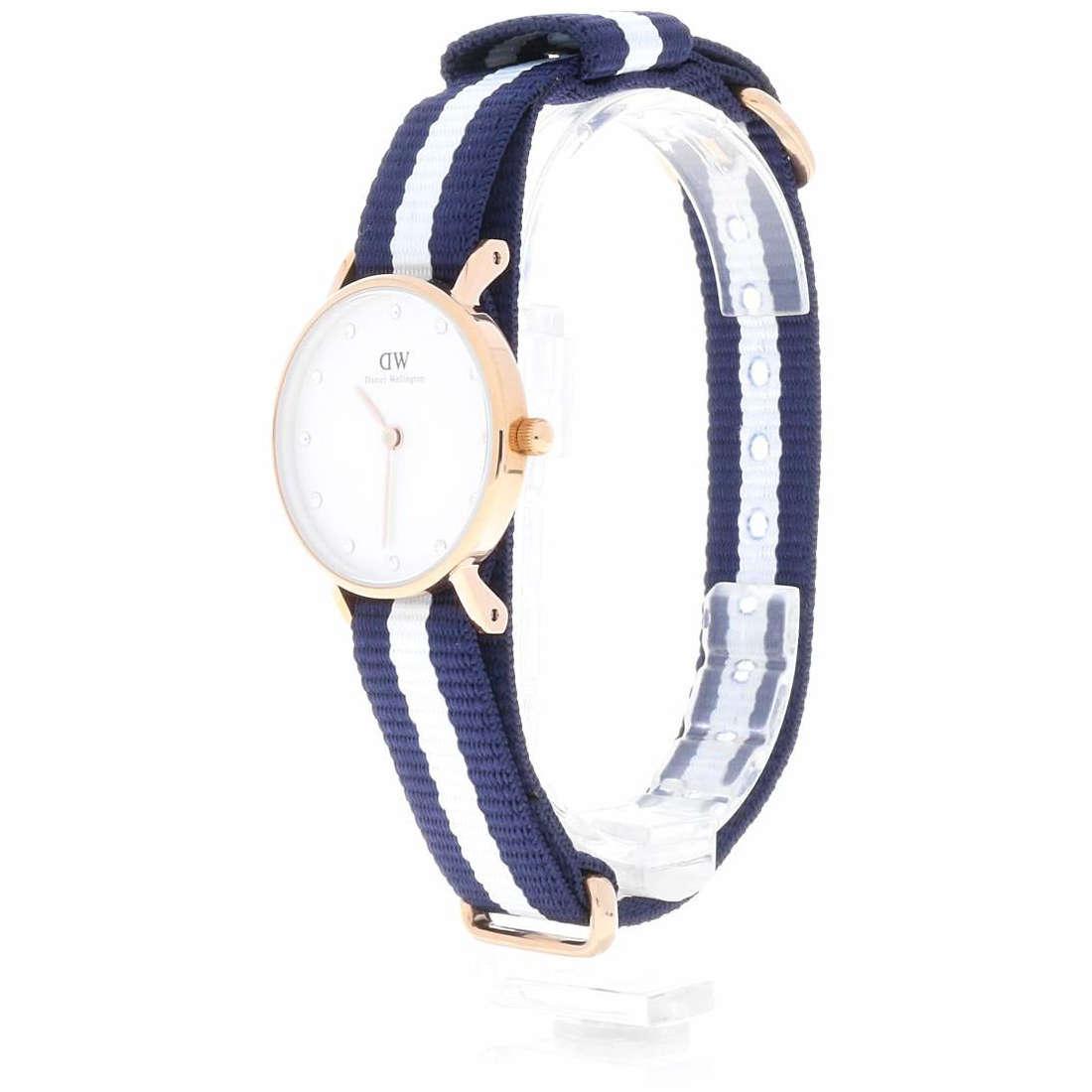 vente montres femme Daniel Wellington DW00100066