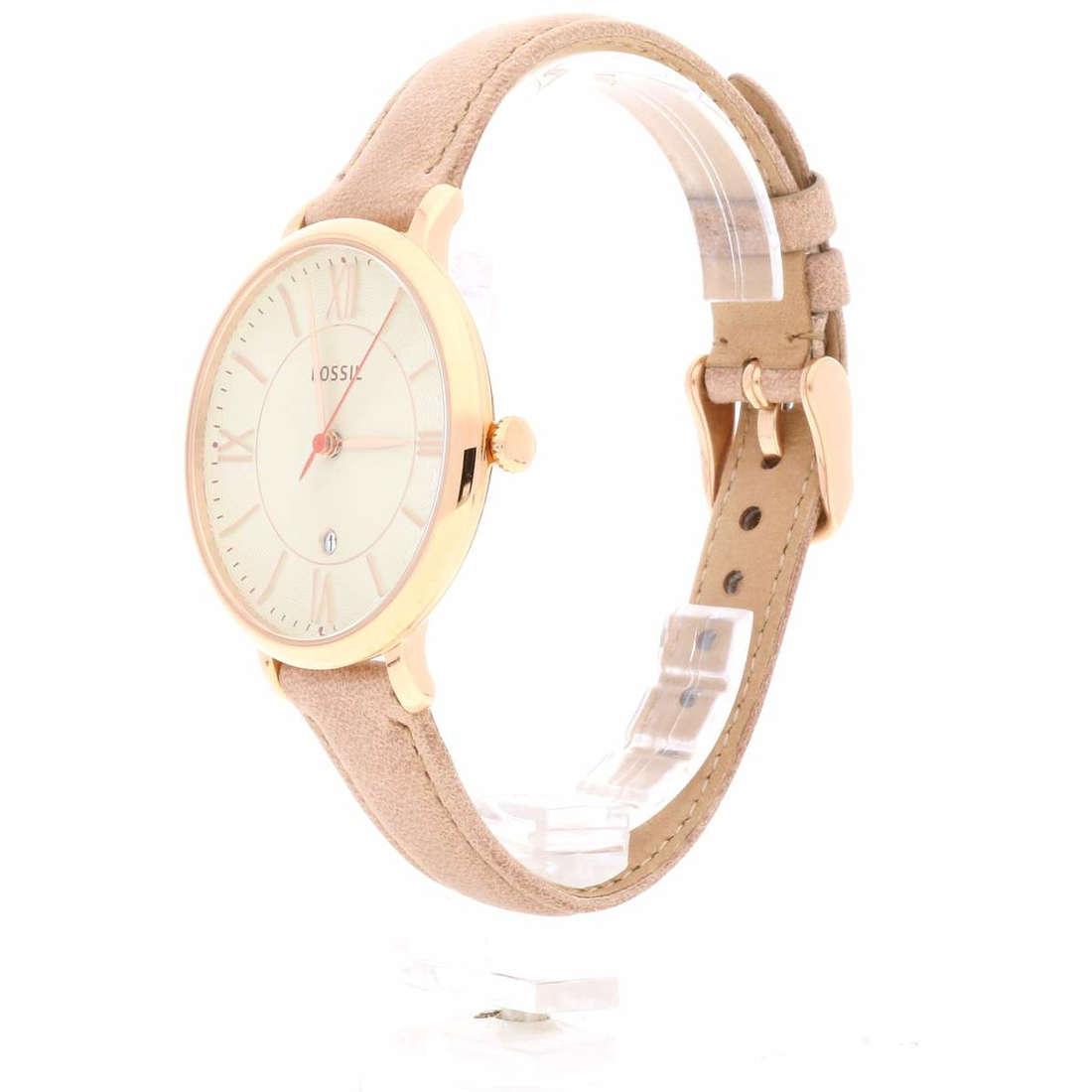 vente montres femme Fossil ES3487
