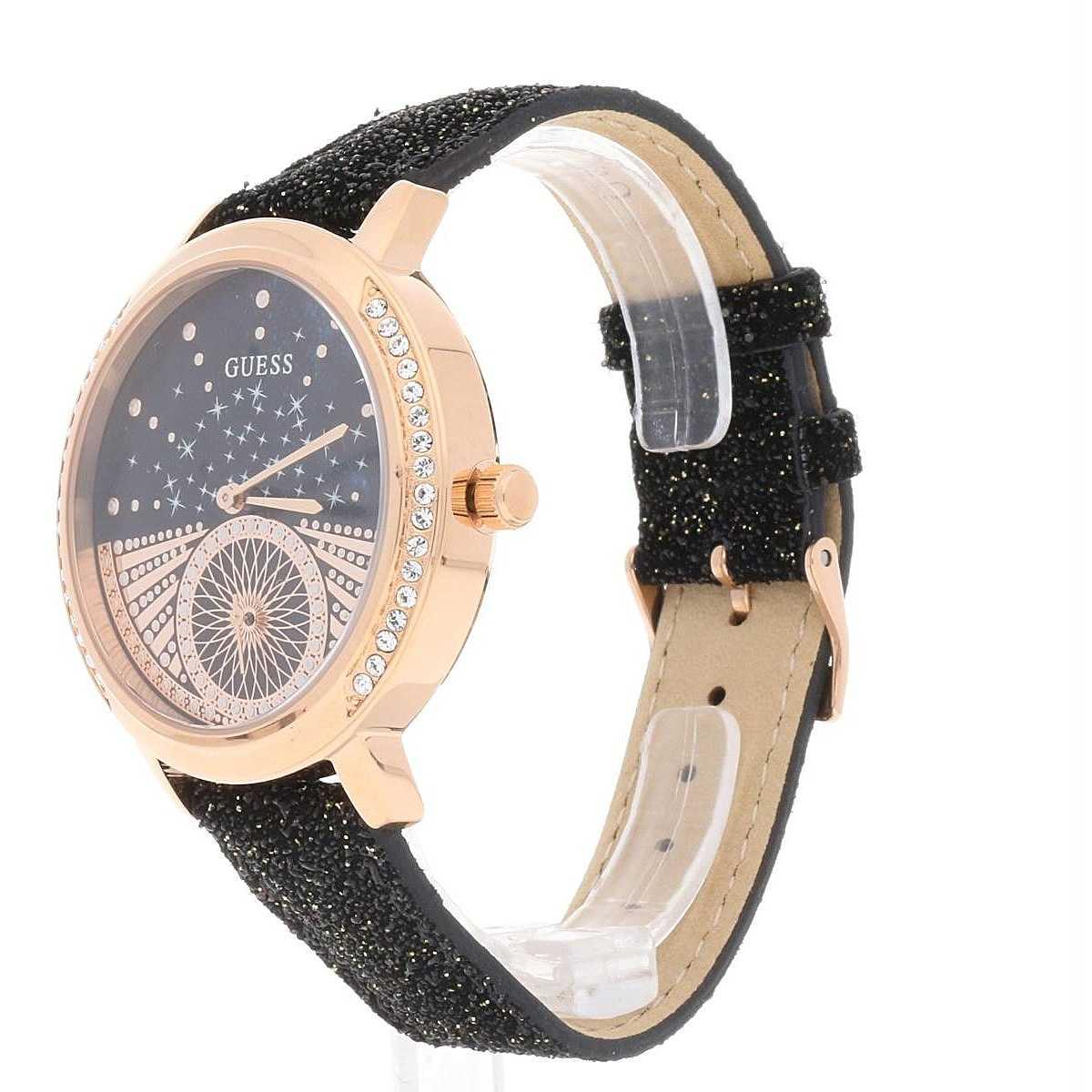 montre seul le temps femme Guess Stargazer W1005L2 seul le temps Guess 1368810fa56