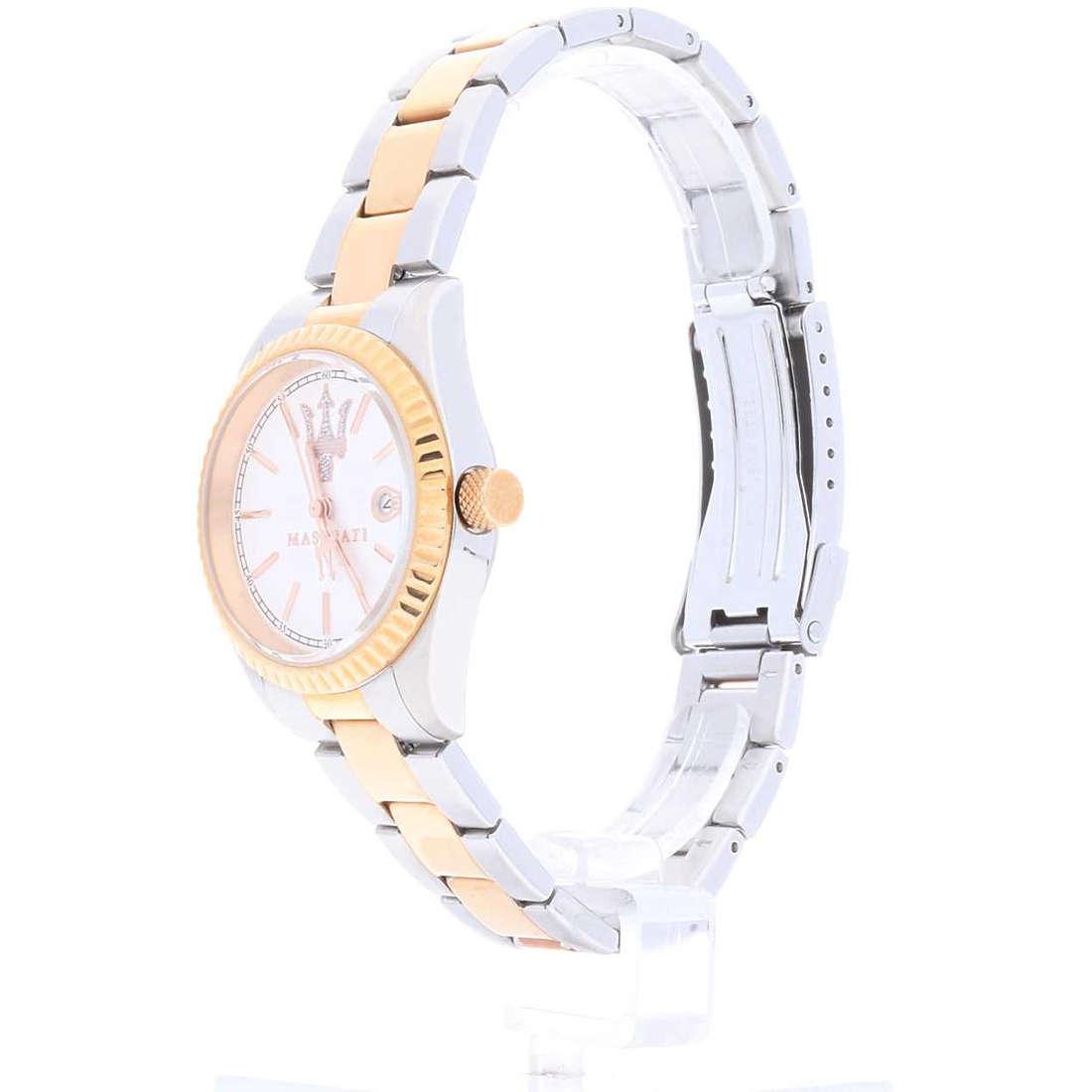vente montres femme Maserati R8853100504