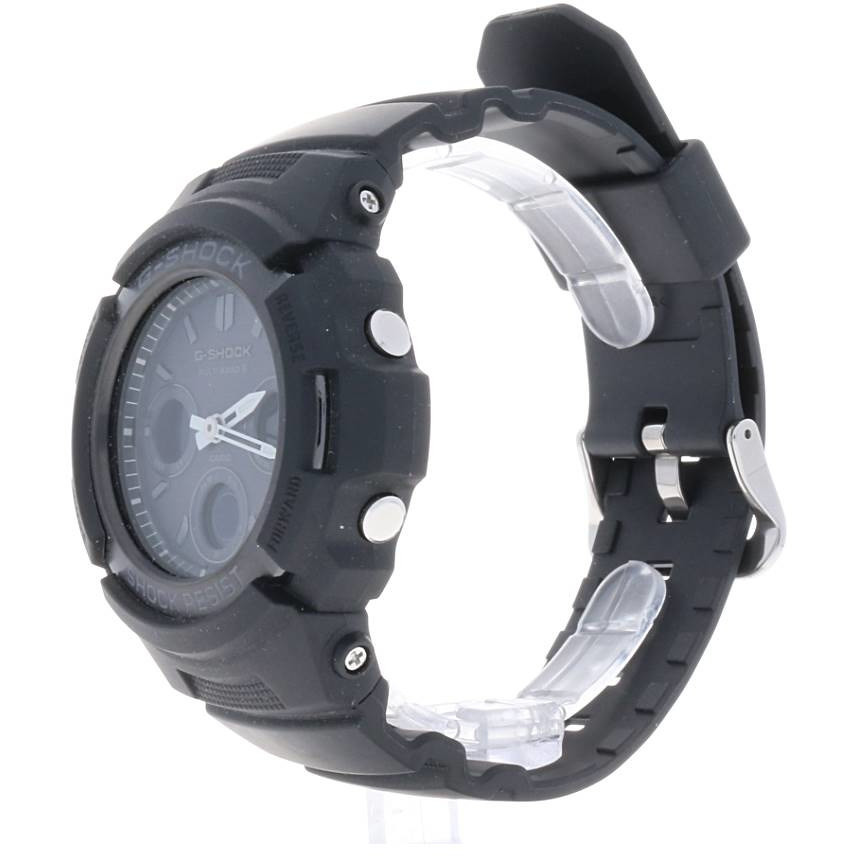 vente montres homme Casio AWG-M100B-1AER