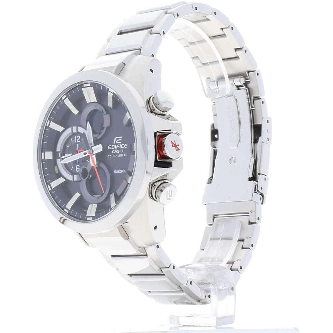 vente montres homme Casio ECB-500D-1AER