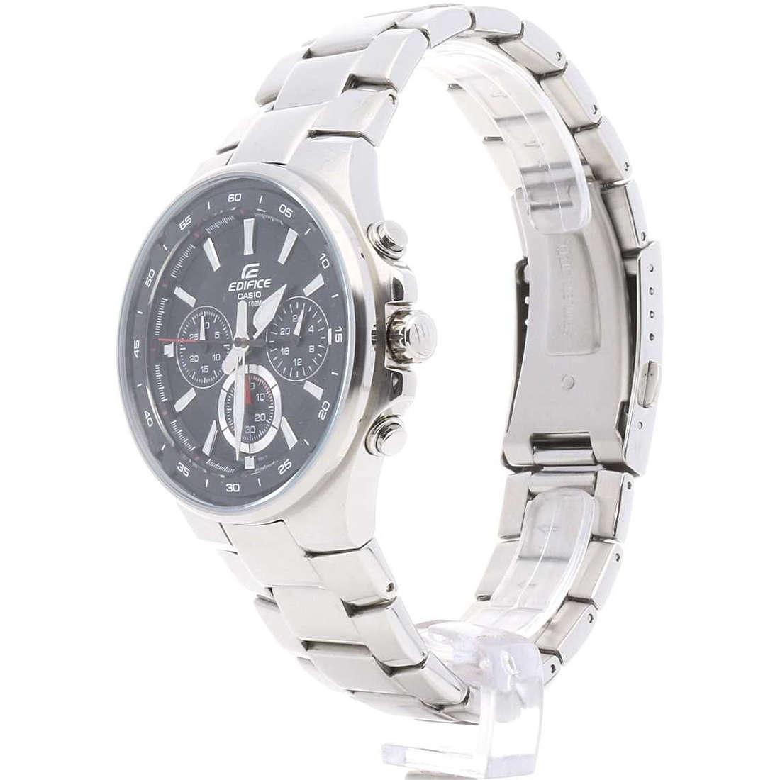 vente montres homme Casio EF-562D-1AVEF