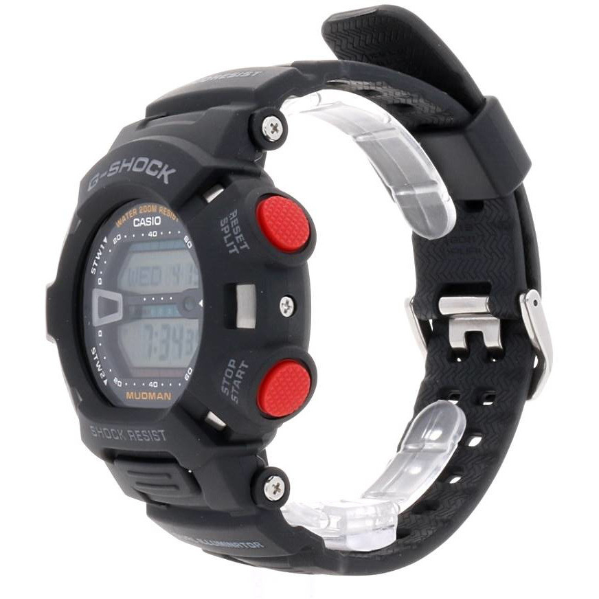 vente montres homme Casio G-9000-1VER