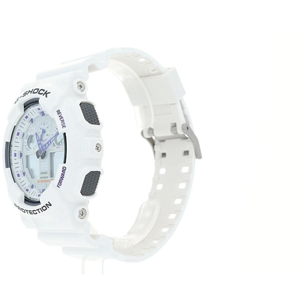 vente montres homme Casio GA-100A-7AER
