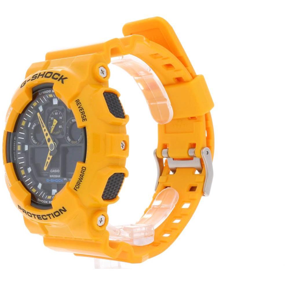 vente montres homme Casio GA-100A-9AER