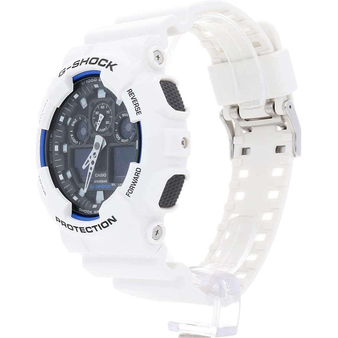 vente montres homme Casio GA-100B-7AER