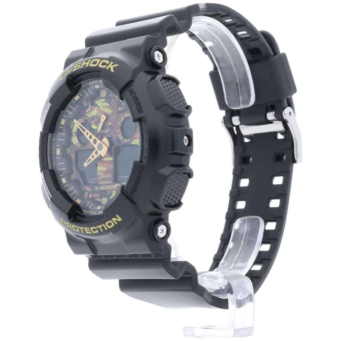 vente montres homme Casio GA-100CF-1A9ER