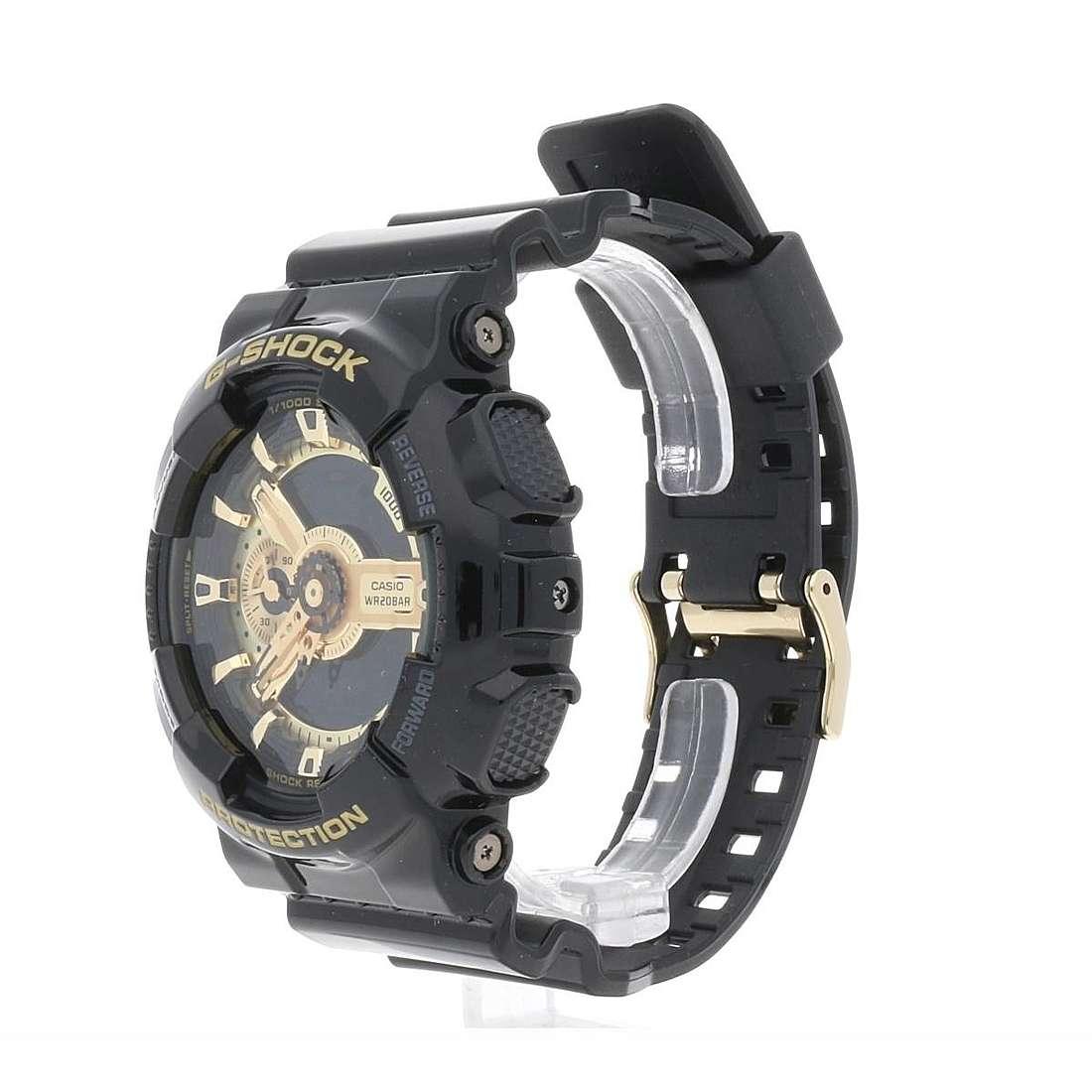 vente montres homme Casio GA-110GB-1AER