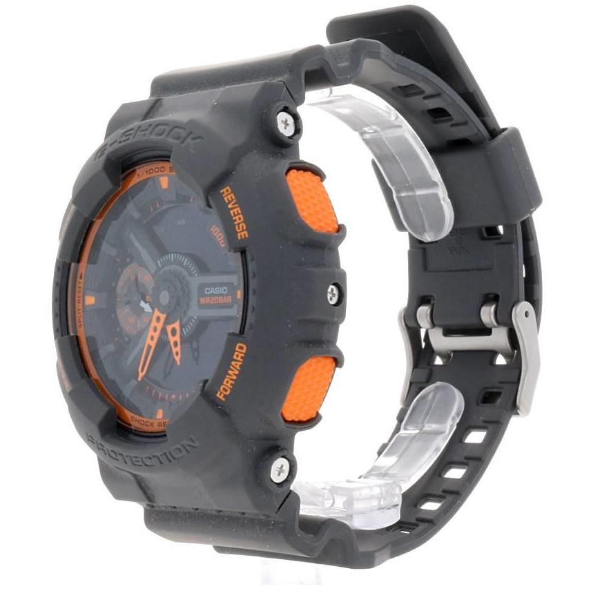 vente montres homme Casio GA-110TS-1A4ER