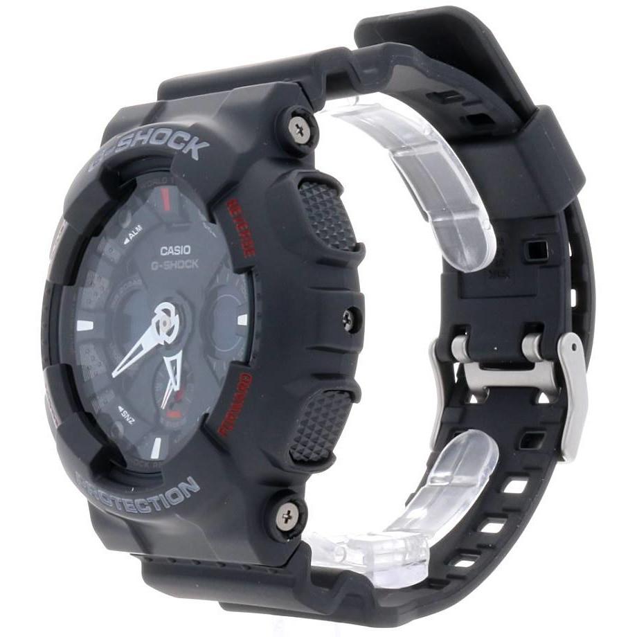 vente montres homme Casio GA-120-1AER