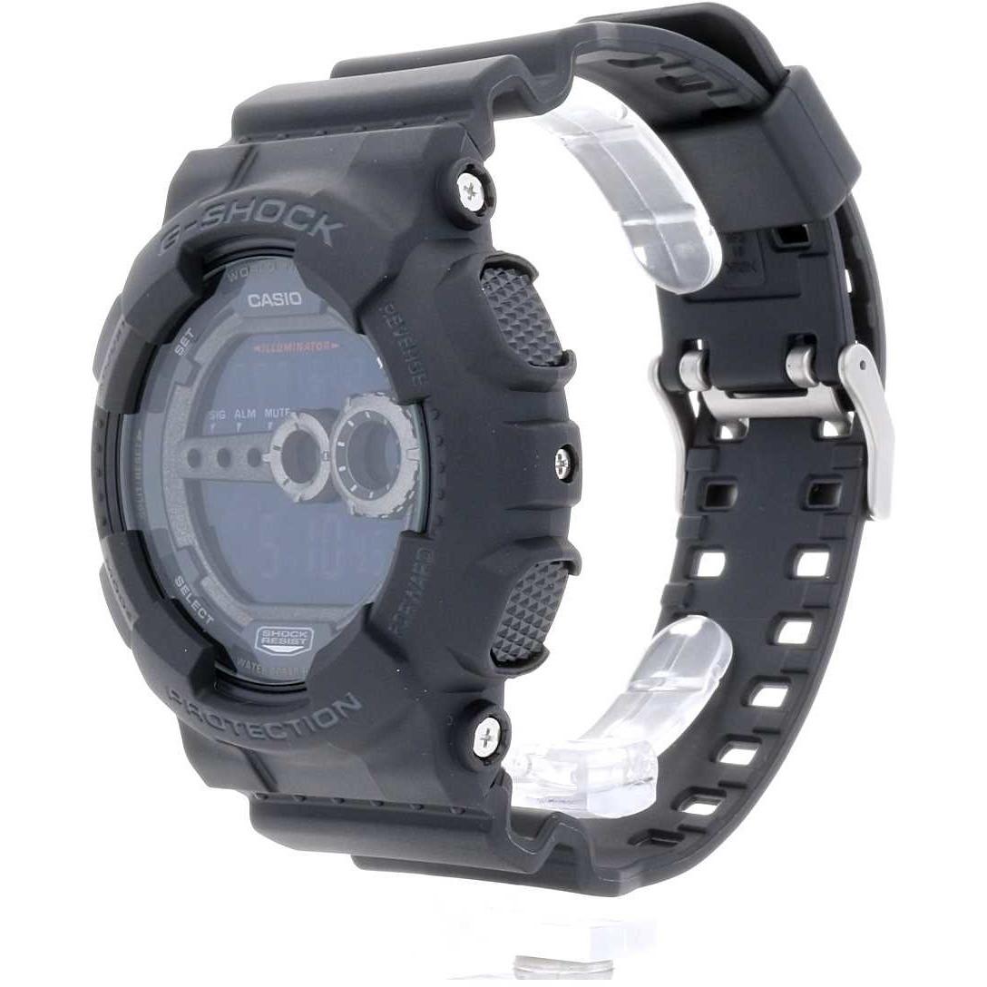 vente montres homme Casio GD-100-1BER