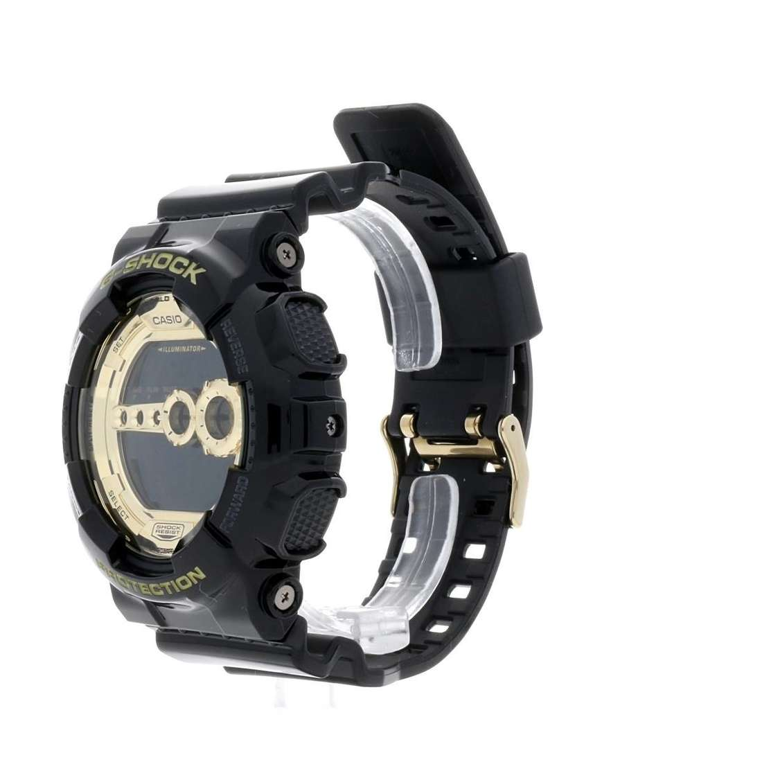 vente montres homme Casio GD-100GB-1ER