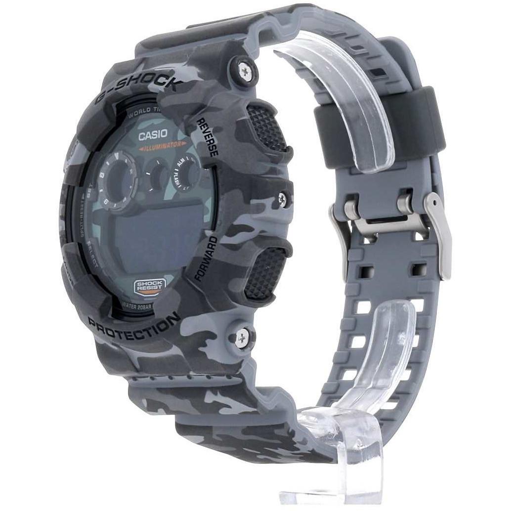 vente montres homme Casio GD-120CM-8ER
