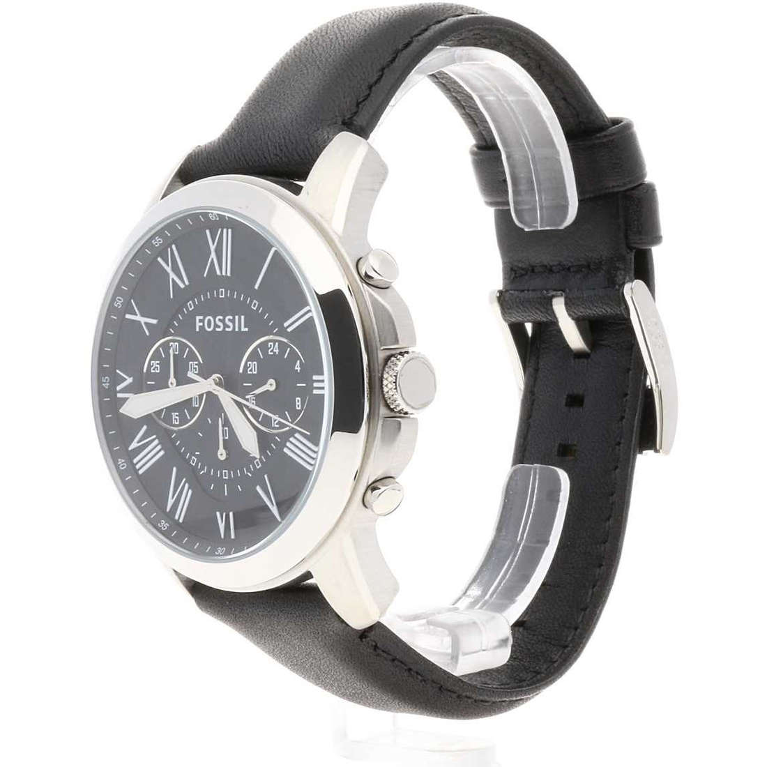 vente montres homme Fossil FS4812IE