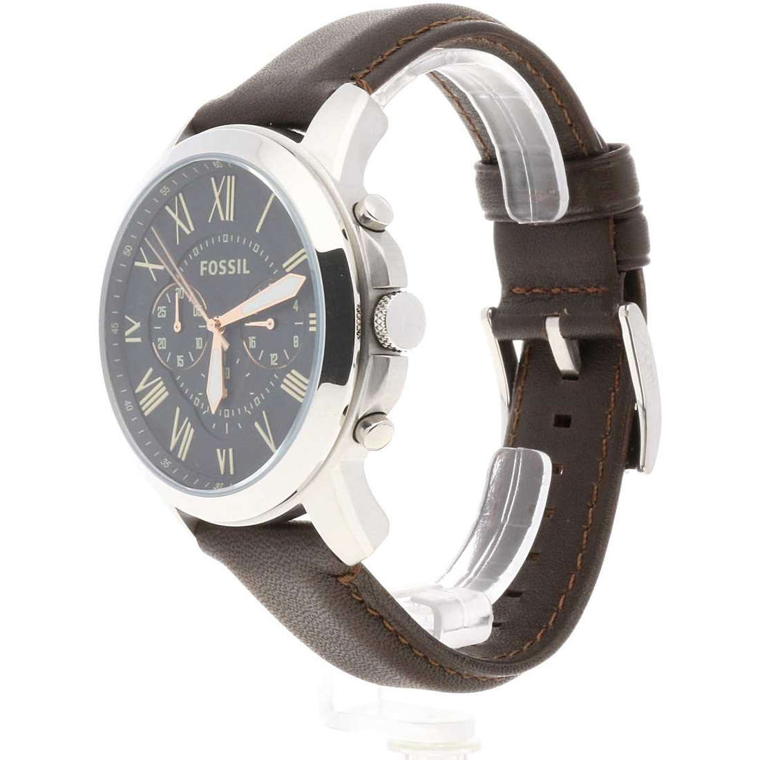 vente montres homme Fossil FS4813