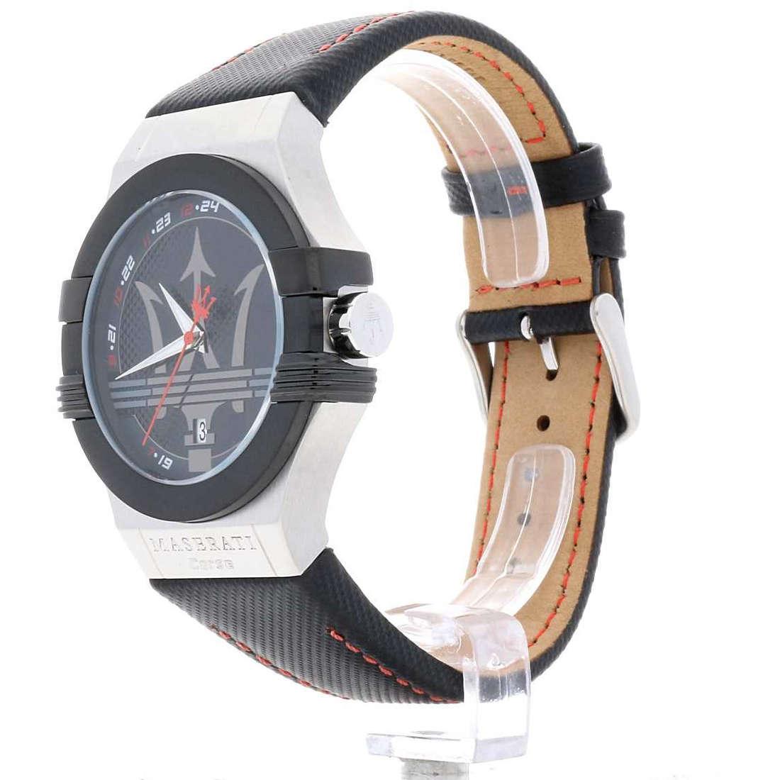 vente montres homme Maserati R8851108001