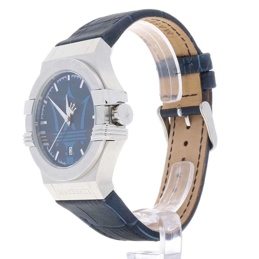 vente montres homme Maserati R8851108015
